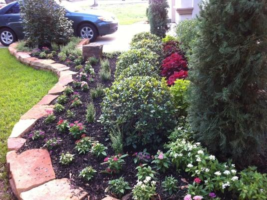Eros landscaping