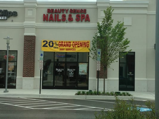 Beauty Sense Nails And Spa