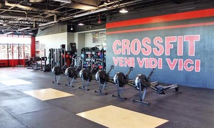 Colosseum Training Center Home of CrossFit Veni Vidi Vici