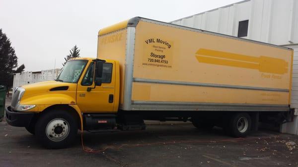 VML Moving & Storage, LLC