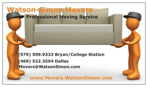Watson-Simon Movers