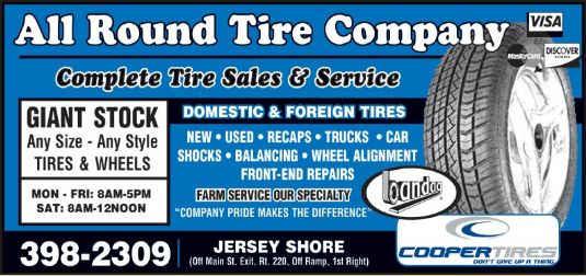 All Round Tire Co.