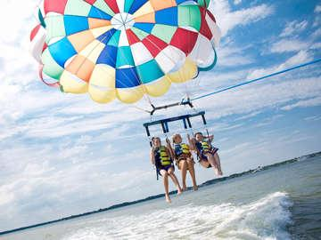 Dennis Parasail and Jet Ski