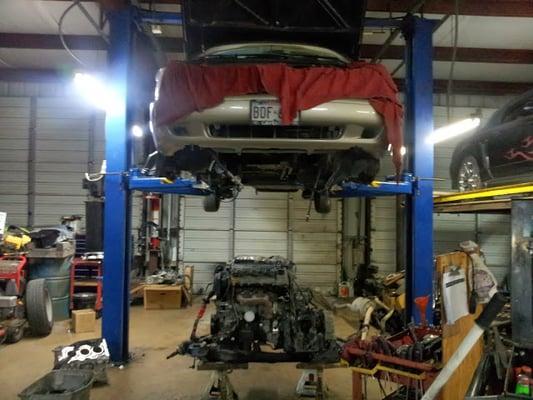 Performance Automotive & Transmission