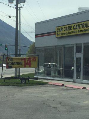 Car Care Central