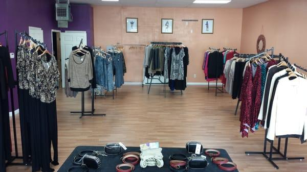 The Fly Curve Boutique