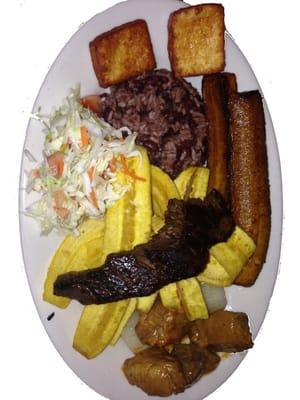 America Central Restaurante Nicaraguense