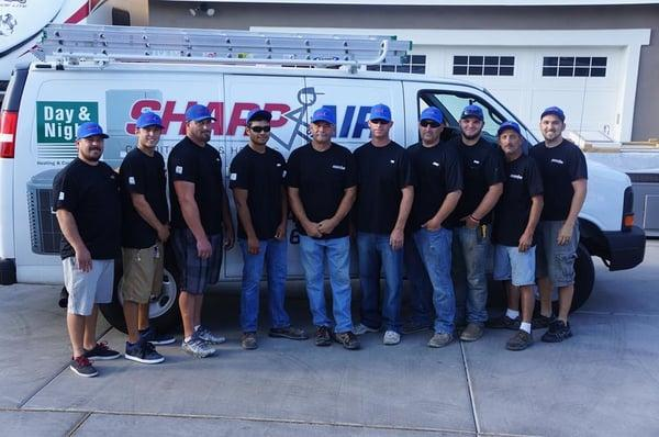 Sharp Air Conditioning and Heating