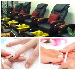 Crystal Nails & Spa