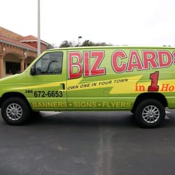 BIZ CARD XPRESS