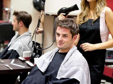 Cheveux Salon