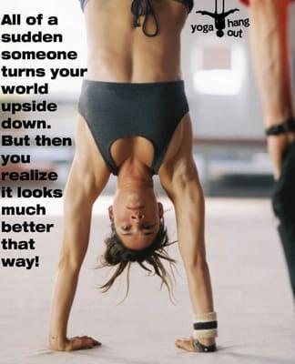 Yoga Hangout