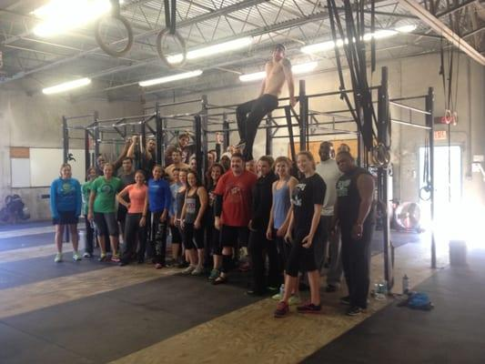 CrossFit Body-Mechanic