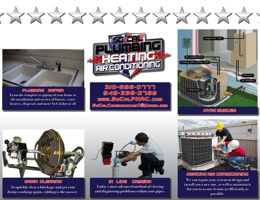 So Cal Plumbing Heating & Air Conditioning