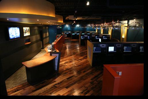 Ebash Video Game Center