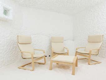Salt Room Woodbury