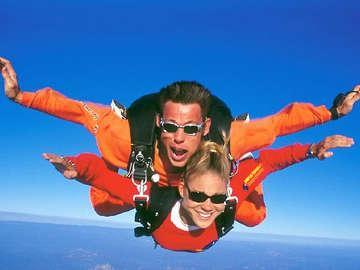 Skydive the Beach Jacksonville