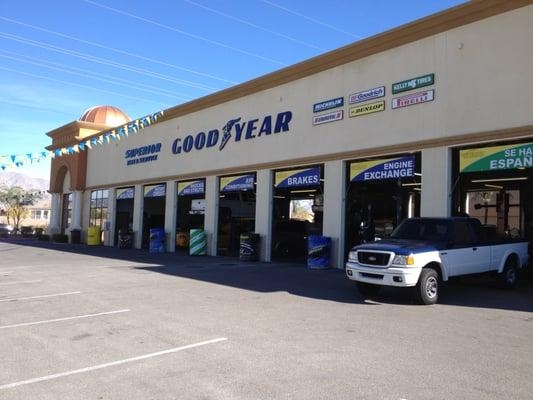 Superior Tire – Goodyear Auto Service Center