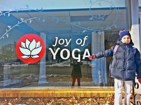 Joy Of Yoga