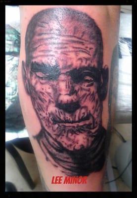 Minor Ink Tattoo Parlor