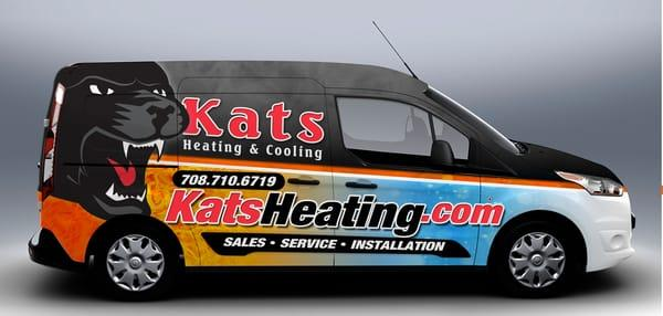 Kats Heating and Cooling