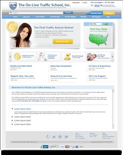 The Online Traffic School, Inc.