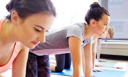 Bikram Yoga Nob Hill