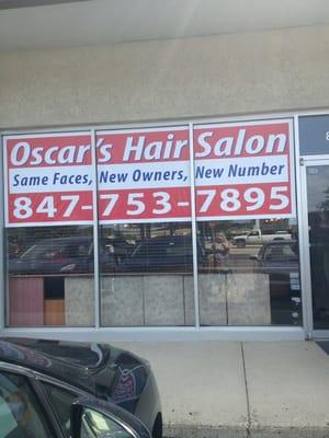 Oscar's Hair Salon