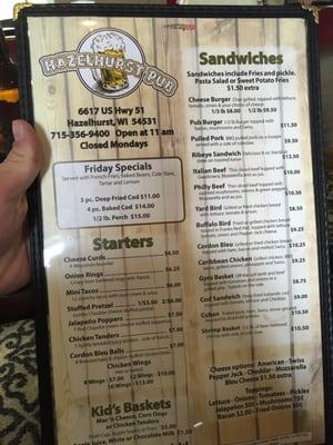Hazelhurst Pub