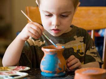 Fun Creation Ceramic Paint Studio