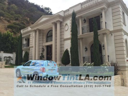 Window Tint Los Angeles