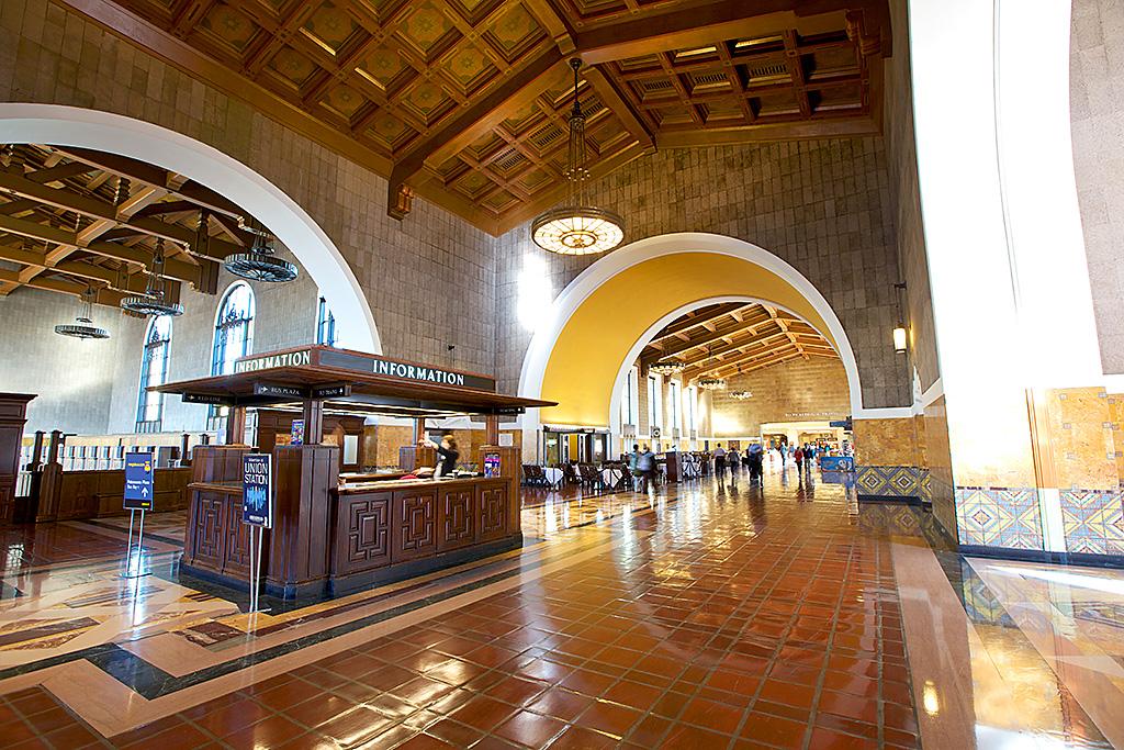 Union Station- Los Angeles