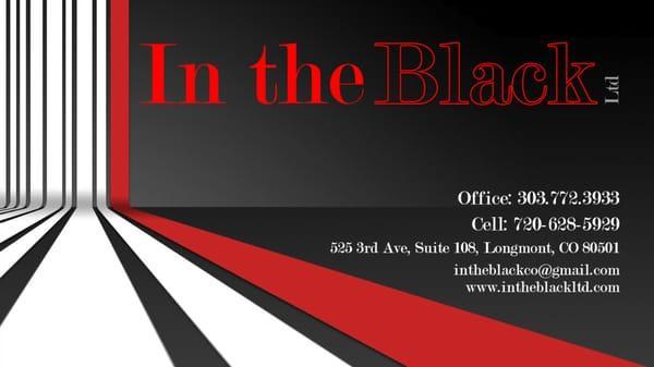 In the Black Ltd