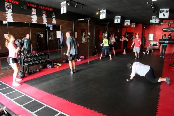 9Round, 30 Miniute  Kickbox Fitness