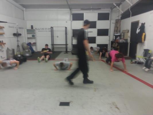 Anvilworks High Velocity Training