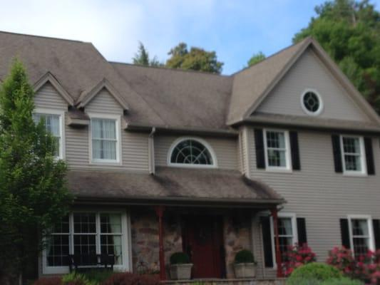 Sussex County Roof Cleaning