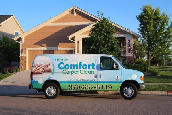 Comfort Carpet Clean