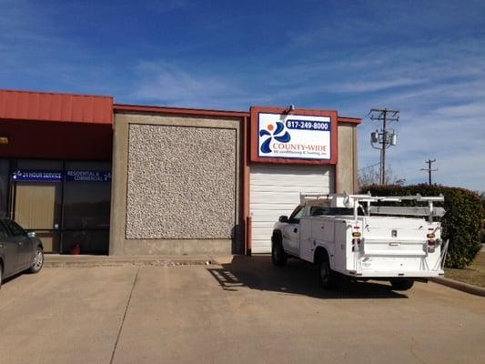 County-Wide Air Conditioning & Heating, Inc.