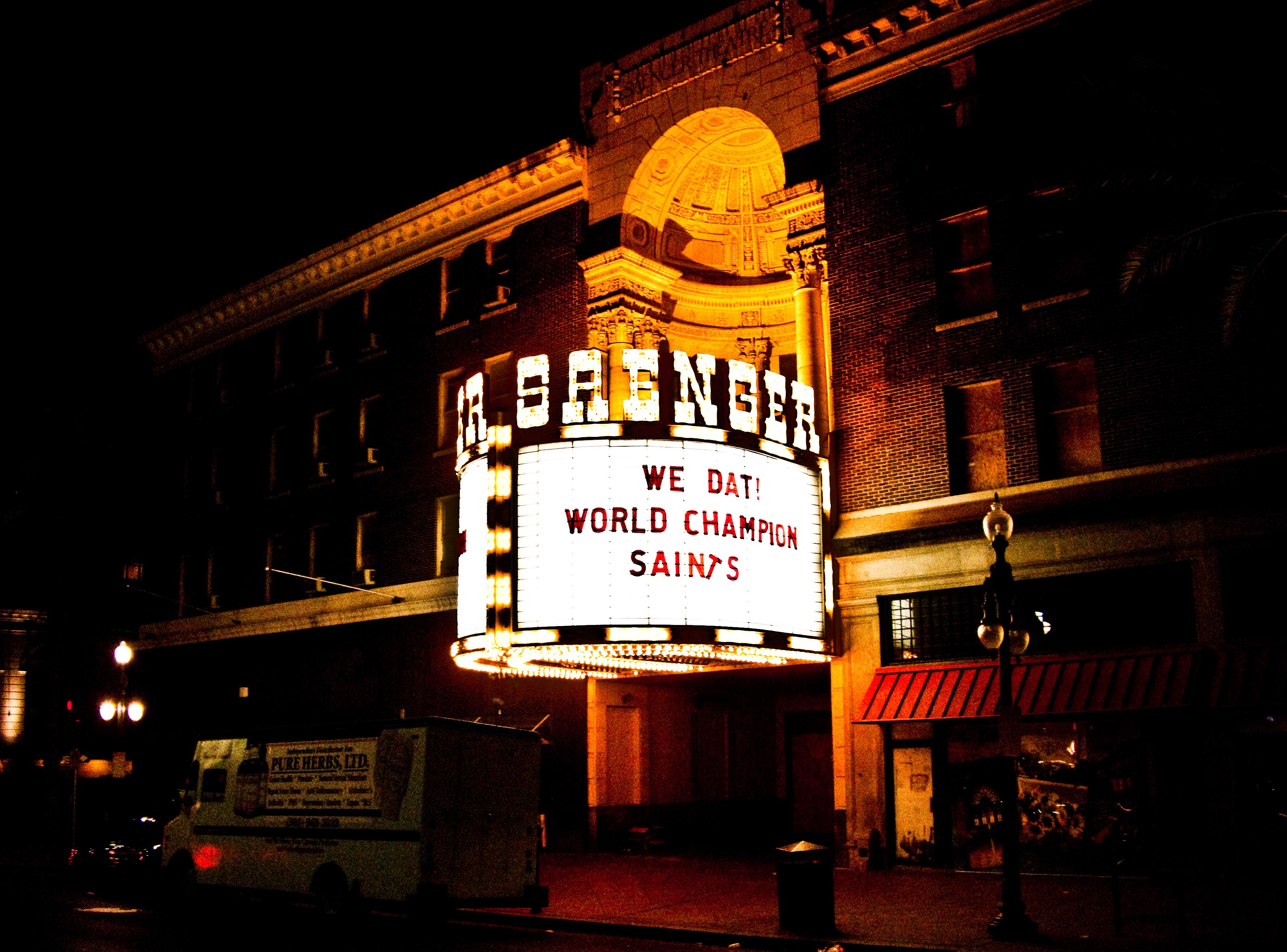 Saenger Theatre (New Orleans)