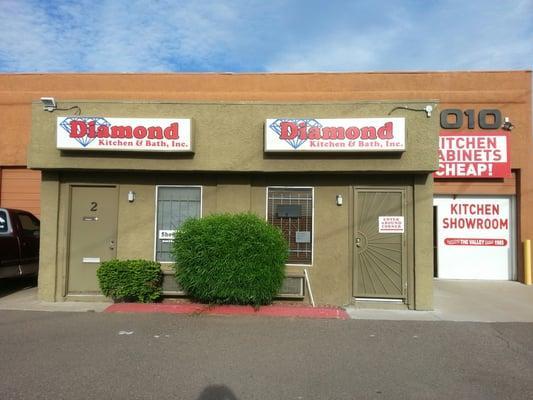 Diamond Kitchen & Bath Inc.