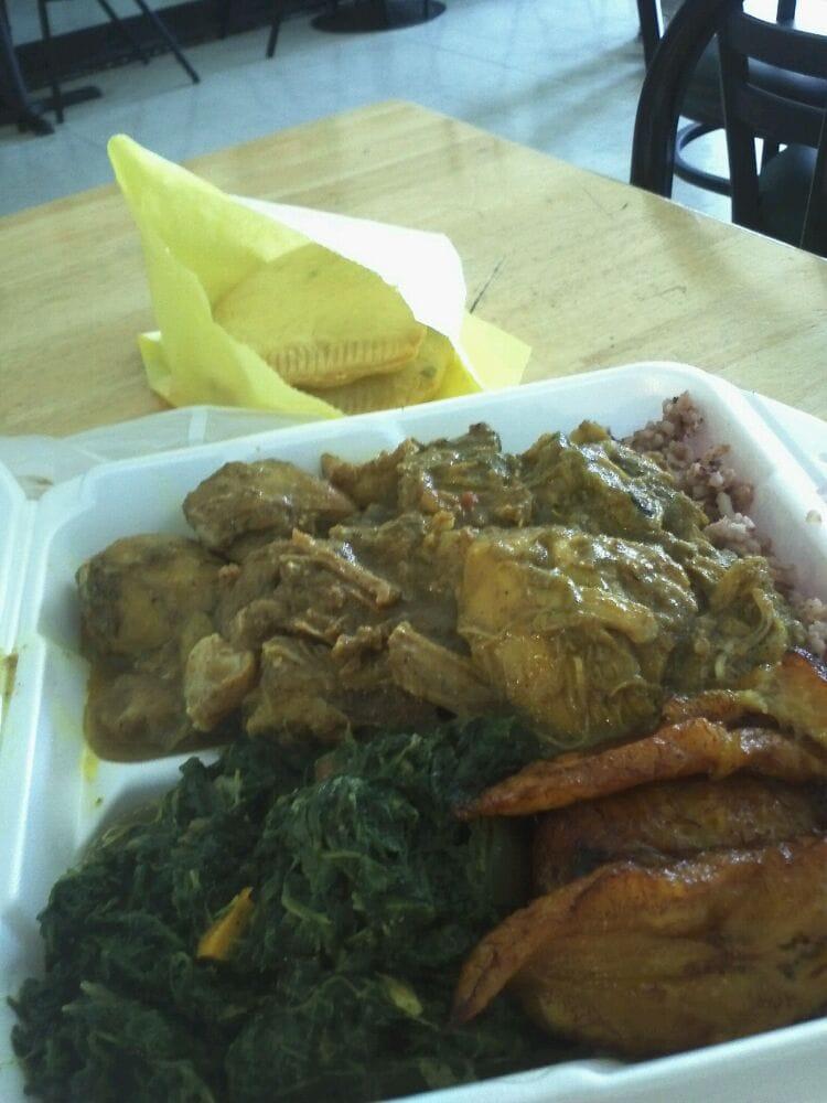 Hilltop's Jamaican Market
