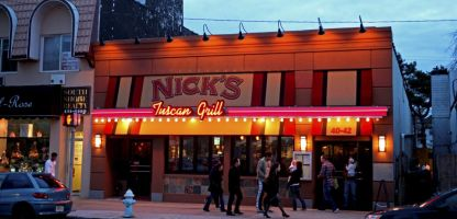 Nick's Tuscan Grill