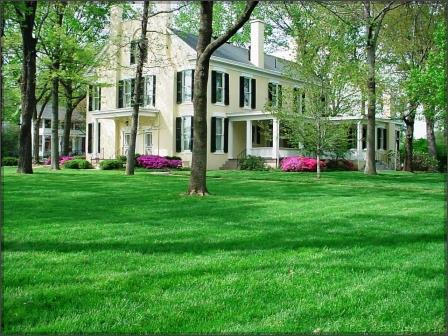 Adsmore House & Gardens