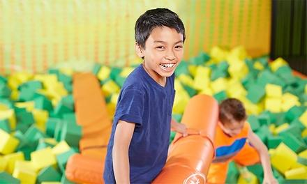 Jump!Zone Party Play Center