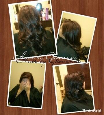 Hair by Giovanni