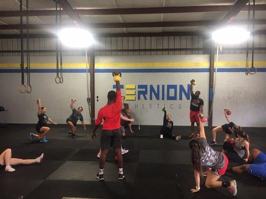 Ternion Crossfit