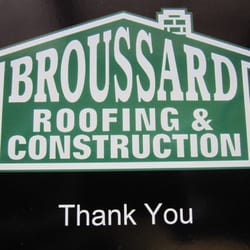 Broussard Roofing and Construction Inc