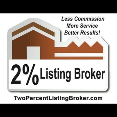 2% Listing Broker