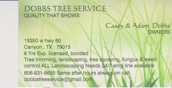 Dobbs Tree Service