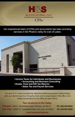 W Patrick Daggett, CPA - H & S Accounting  Cpa's